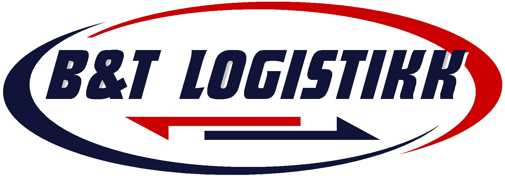 B&T Logistikk AS Logo